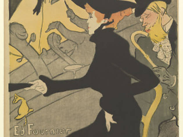"""The Paris of Toulouse-Lautrec: Prints and Posters"""