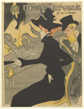 """""""The Paris of Toulouse-Lautrec: Prints and Posters"""""""