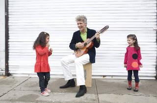 Just Kidding Series: Dan Zanes Gusto Hour