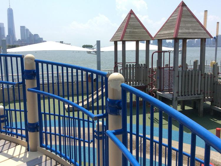 Pier 51 Playground, Hudson River Park