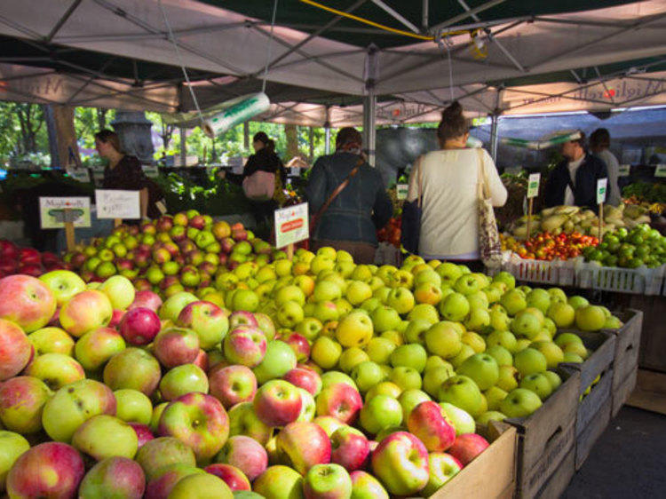 The best farmers' markets in NYC
