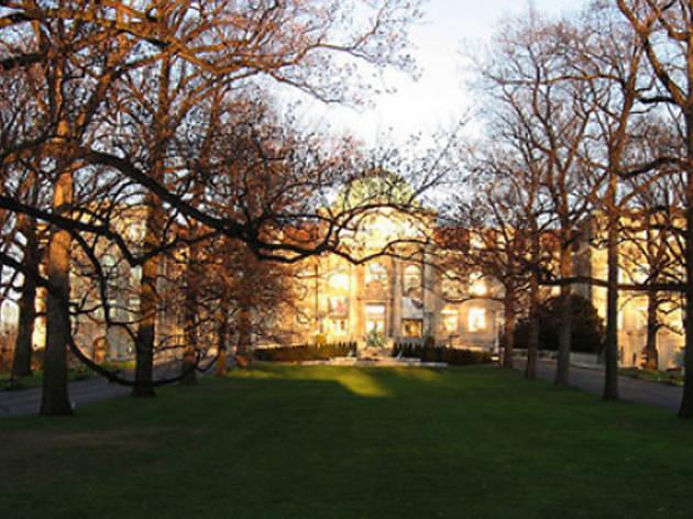 New York Botanical Garden Greenmarket