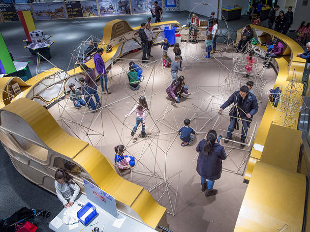 New York Hall of Science Design Lab
