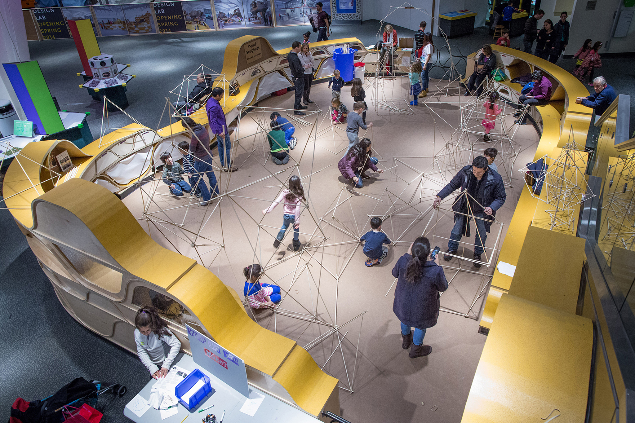 Design Lab at New York Hall of Science