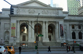 New York Public Library, Astor Hall