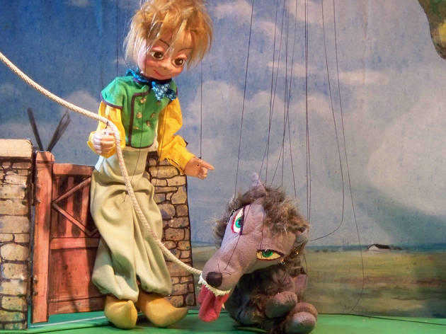 Puppetworks presents Peter and the Wolf