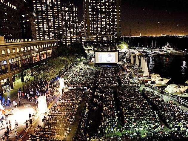 Tribeca Film Festival Drive-In