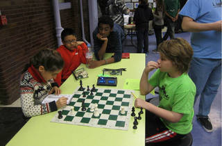 (Photograph: Courtesy Chess NYC)