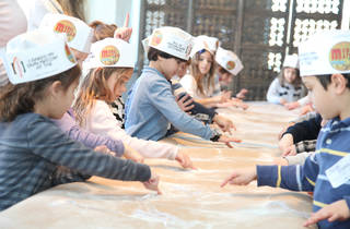 Matzah Bakery at the Jewish Children's Museum
