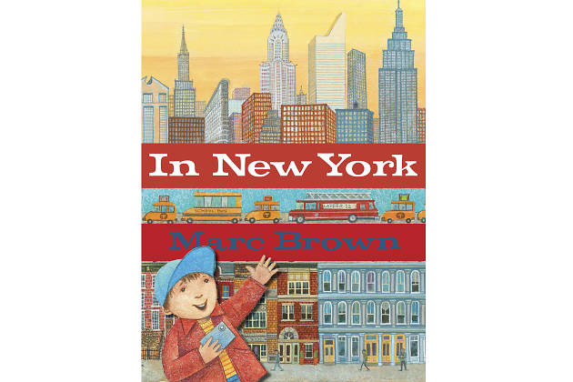 Meet the Author and Illustrator: Marc Brown