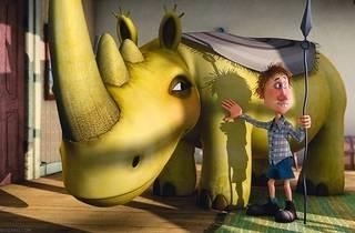 MoMA Family Films: Otto the Rhino