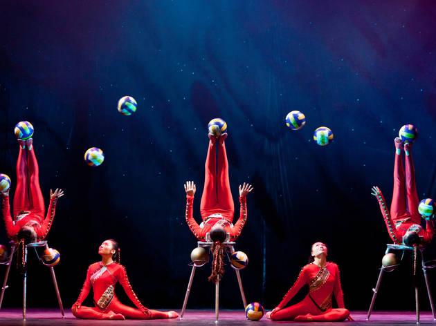 Cirque Ziva