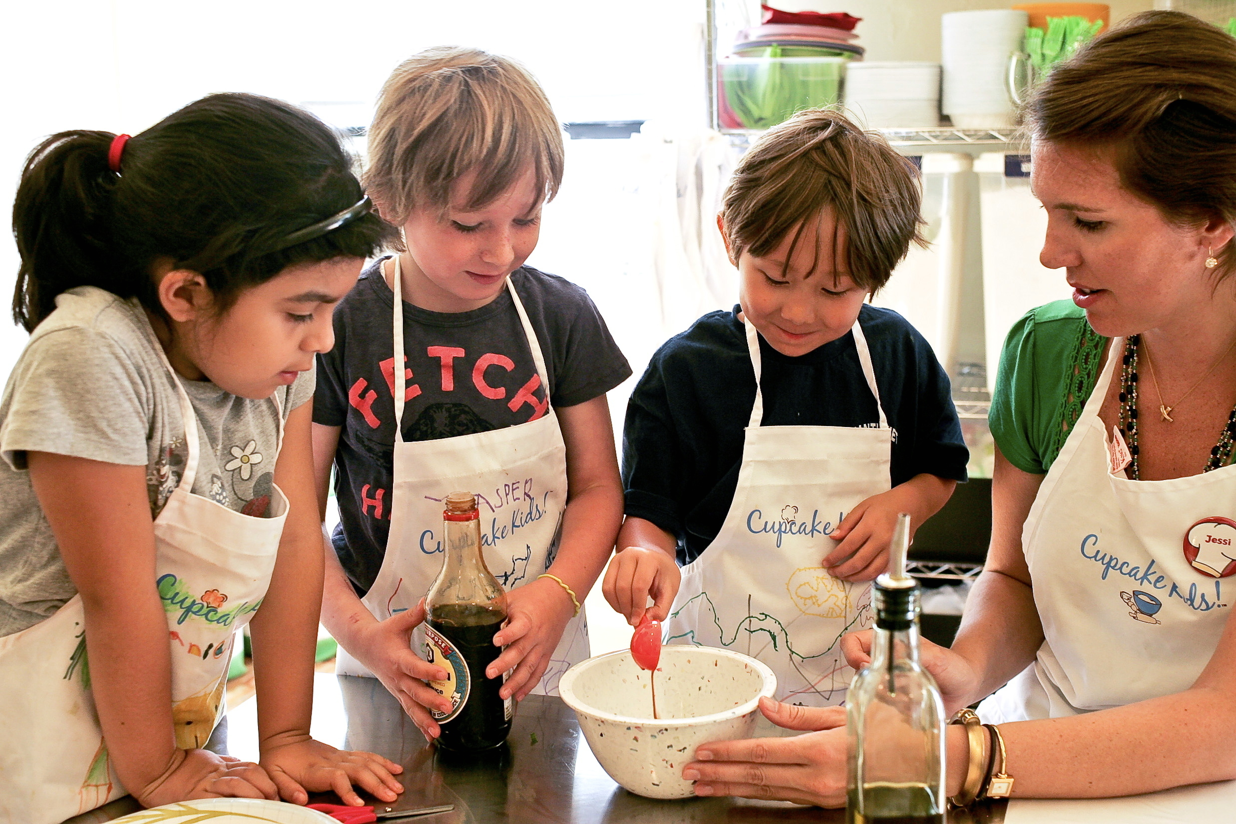 Taste Buds Kitchen Spring Break Camps