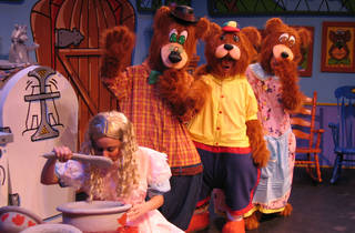 Ricitos ya los 3 Ositos (Goldilocks & the Three Bears)