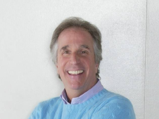 Meet the Author: Henry Winkler and Lin Oliver