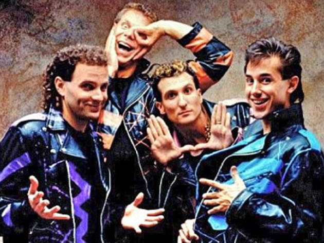 XRP in Concert: Rockapella Reunited