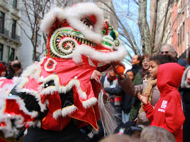 Chinese New Year Celebration at China Institute
