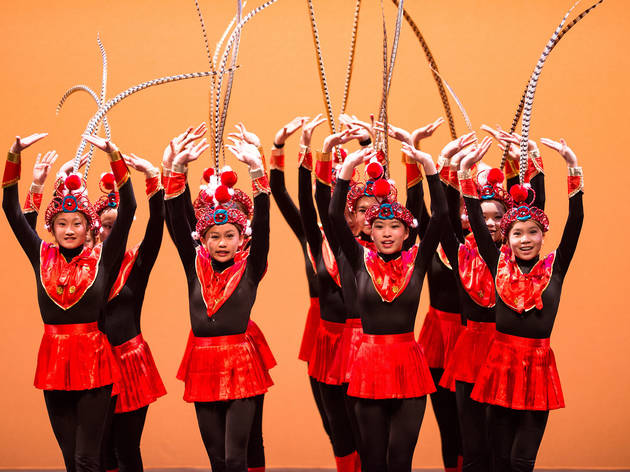 New York Chinese Cultural Center's Lunar New Year Celebration