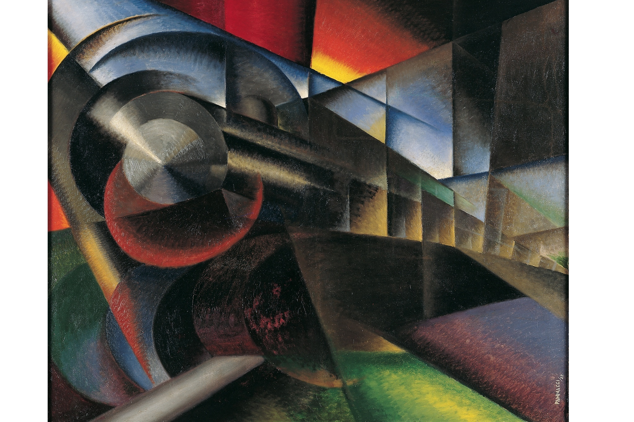 "Pay As You Wish: ""Italian Futurism, 1909-1944: Reconstructing the Universe"""
