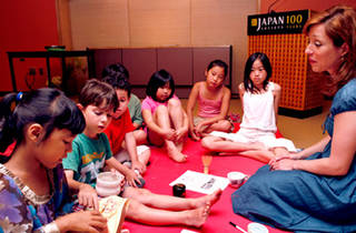 Family Program: Everyday Life in Edo Art Cart