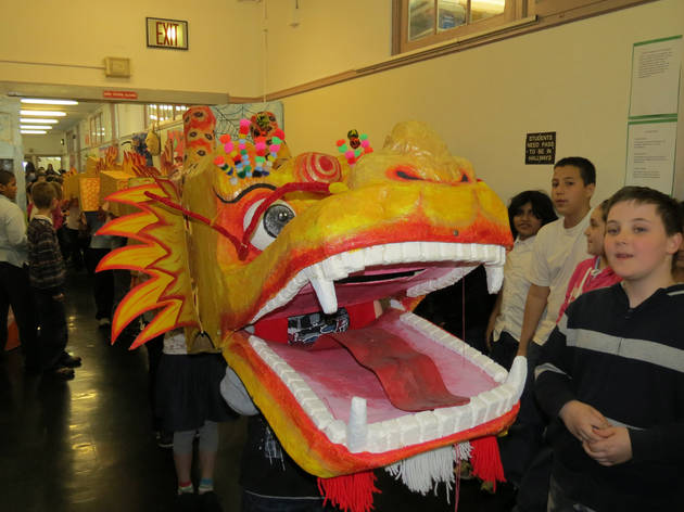 Cultural Connections: Celebrate the Chinese New Year with Puppetry in Practice