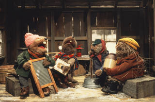 Emmet Otter Screenings and Holiday Puppet Party Workshops