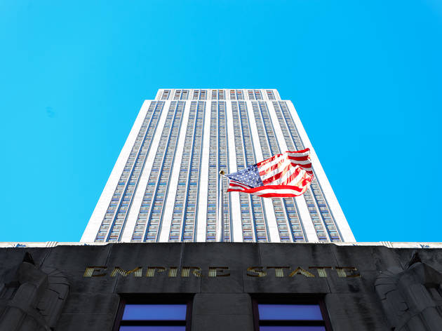 Empire State Building for families