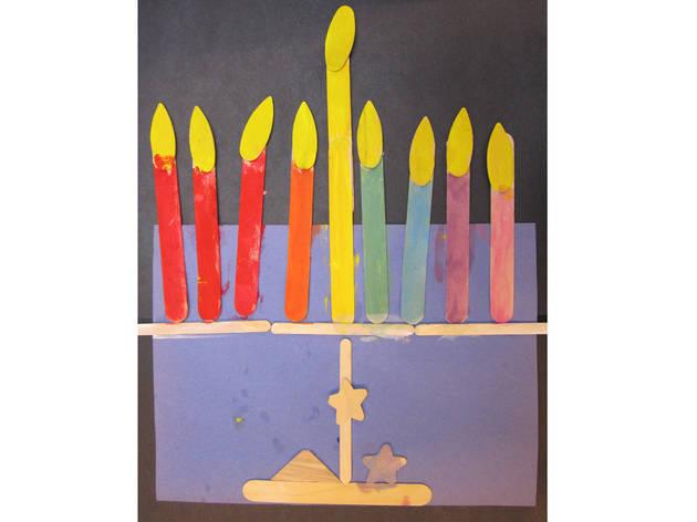 Hanukkah Community Art Festival