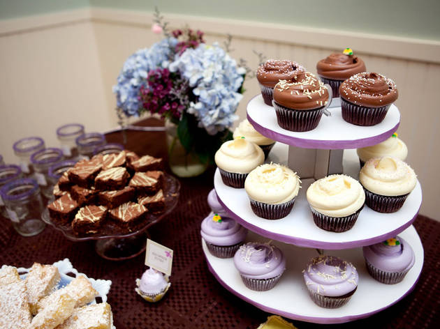 (Photograph: courtesy Magnolia Bakery)