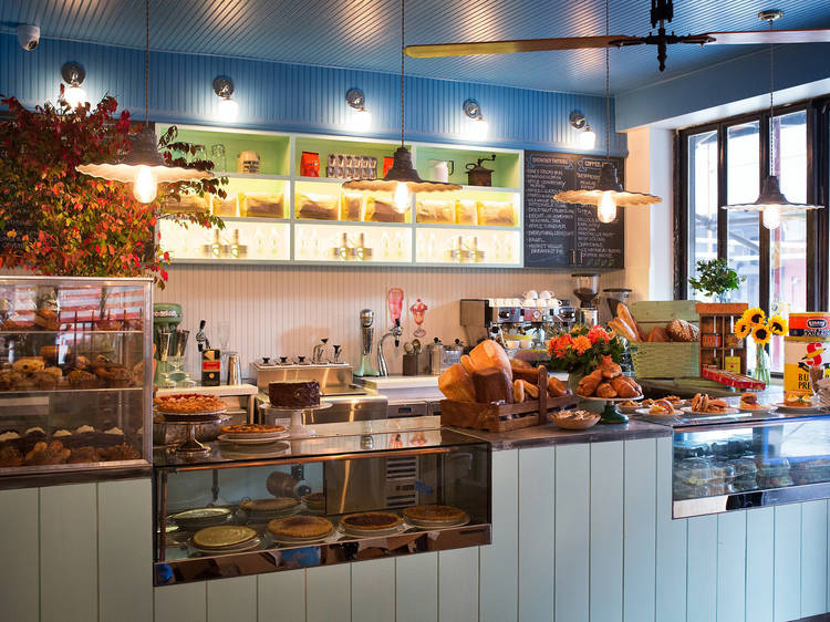 Best new Meatpacking District eatery: Bubby's