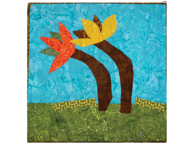 """Reflecting on Reflections: 22nd Annual Quilt Show"""