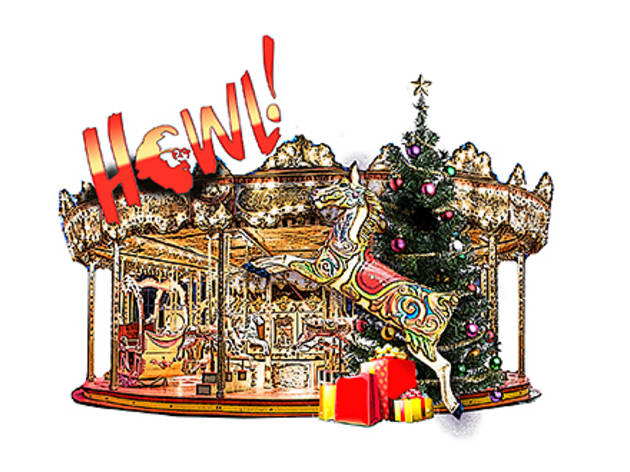 Howl! Arts Christmas Carnival (CANCELLED)