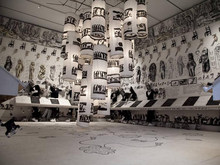 Best museum makeover: Queens Museum