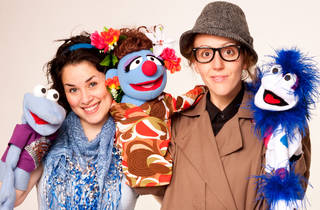 Urban Stages' Puppet Takeover