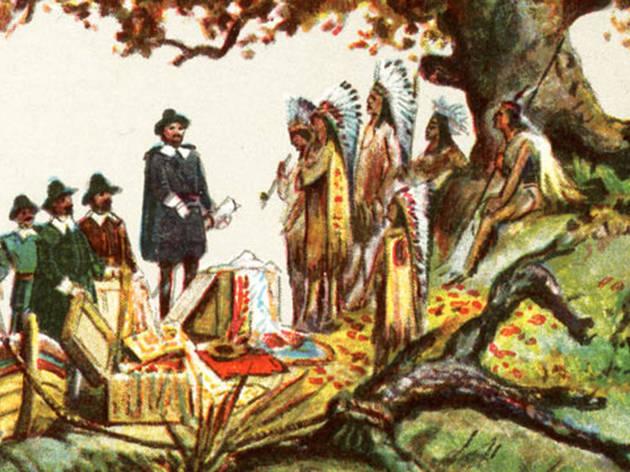 Mannahatta: The Lenape and the Land