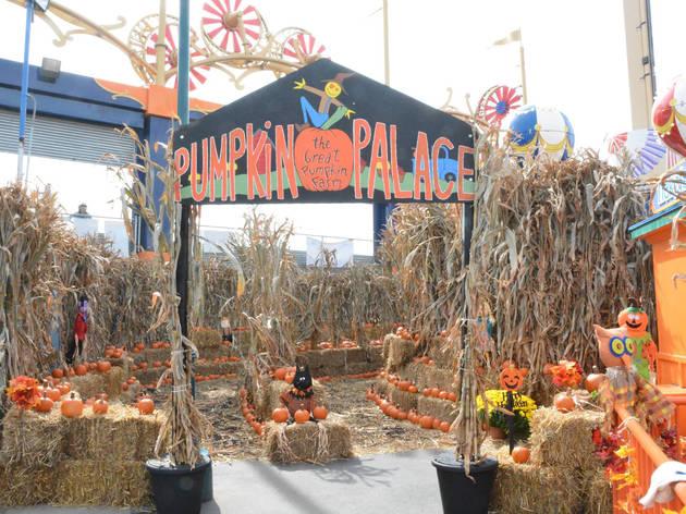 Halloween Harvest at Luna Park