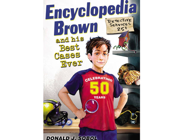 Encyclopedia Brown Day at the NYPL