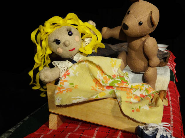La MaMa Puppet Series: I Laid an Egg