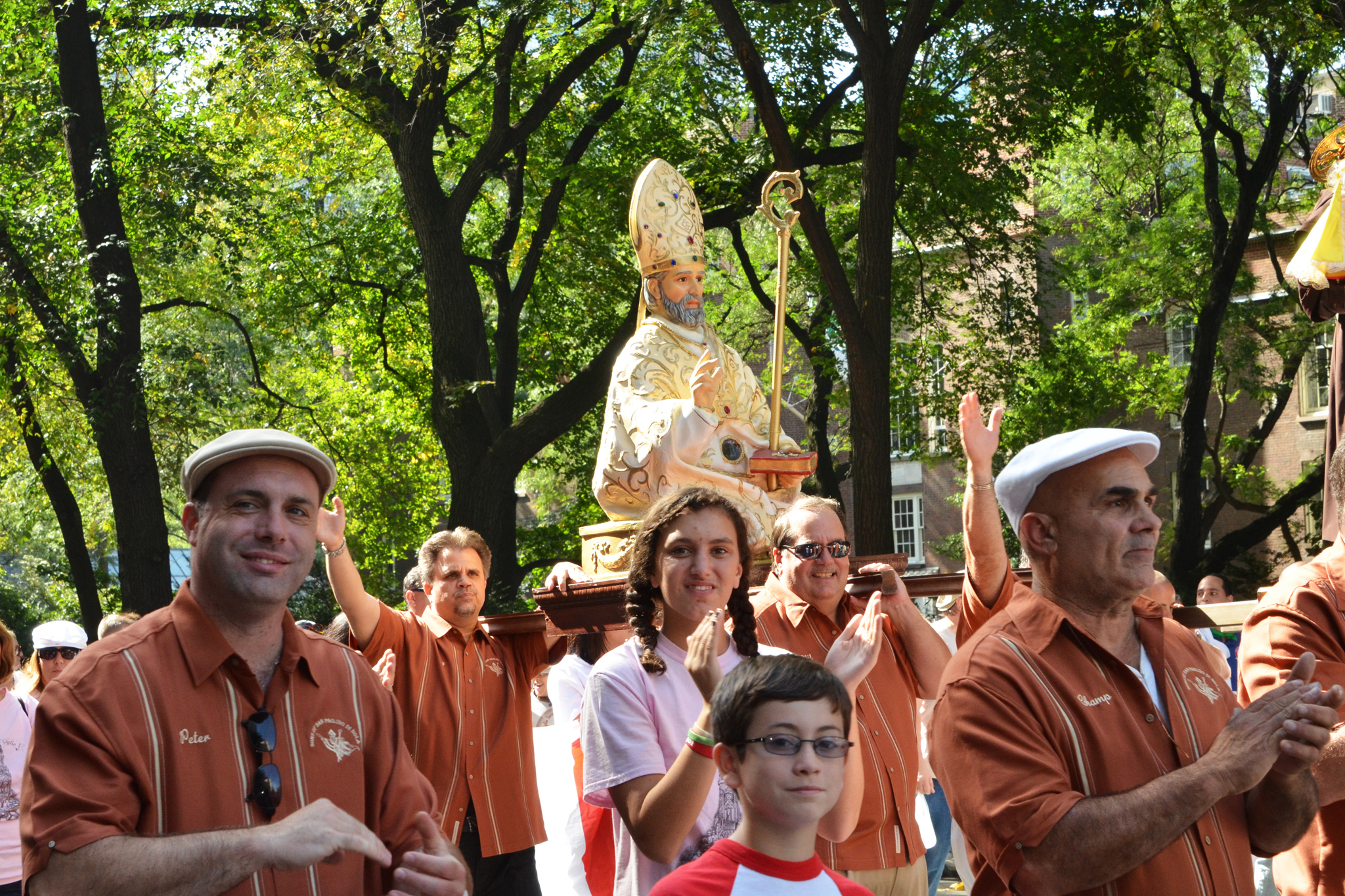 Columbus Day for kids in New York City
