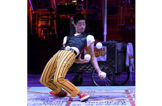 (Photograph: Bertrand Guay/Big Apple Circus)