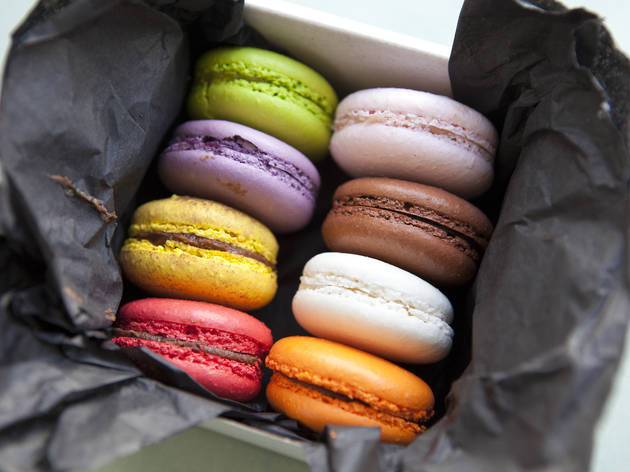 Best dessert to make you feel like a princess: Vendôme macarons