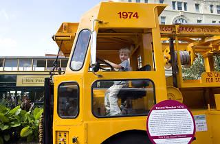 Transit Museum Bus Festival