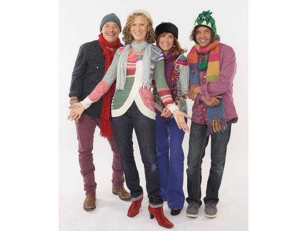 The Laurie Berkner Band Holiday Celebration Concerts