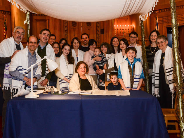 CBE Sukkot Block Party