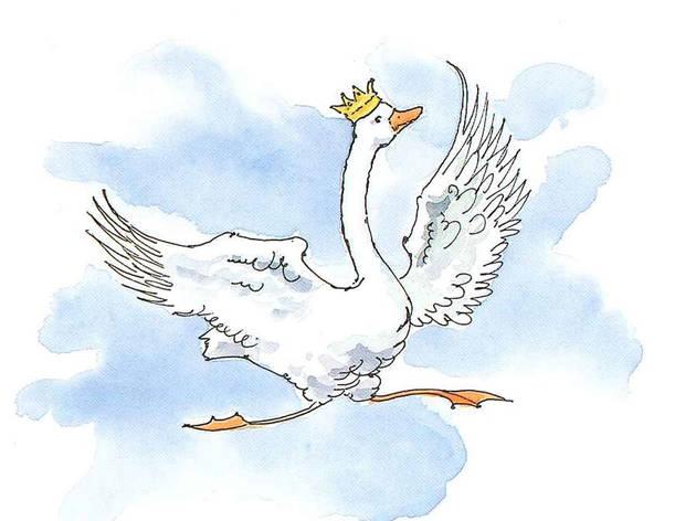 "Making Books Sing presents ""Ballerina Swan"""