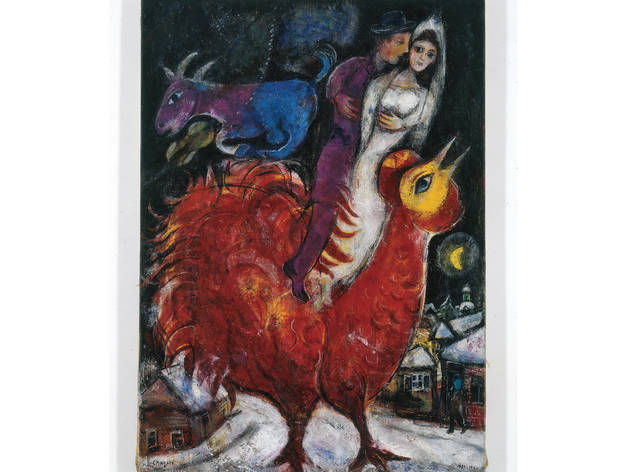 """Chagall: Love, War, and Exile"""
