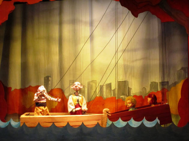 Hansel and Gretel's Halloween Adventure