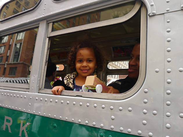 20th Annual Transit Museum Bus Festival