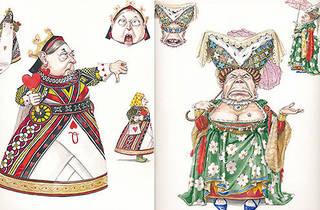 Salzburg Marionette Theatre: Alice in Wonderland