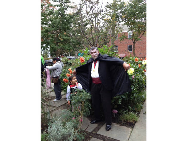 Halloween Family Fun at the Voelker Orth Museum